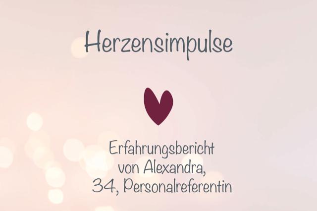 Erfahrungsbericht #4: HerzensImpulse